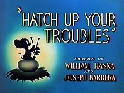 Hatch Up Your Troubles Picture Into Cartoon