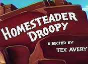 Homesteader Droopy Free Cartoon Picture