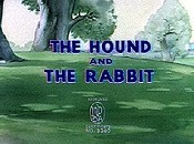 The Hound And The Rabbit Cartoon Picture