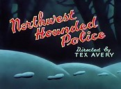 Northwest Hounded Police Free Cartoon Picture