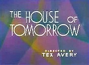 The House Of Tomorrow Free Cartoon Picture
