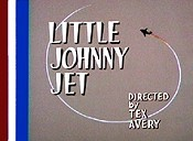 Little Johnny Jet Cartoon Character Picture