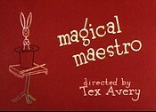 Magical Maestro Free Cartoon Picture