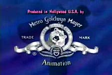 Metro-Goldwyn-Mayer Animation  Logo