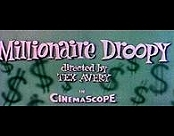 Millionaire Droopy Picture Of The Cartoon