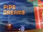 Pipe Dreams Picture Of Cartoon