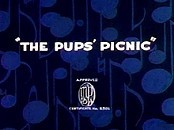 The Pups' Picnic Unknown Tag: 'pic_title'