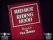 Red Hot Riding Hood Free Cartoon Picture
