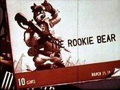 The Rookie Bear Free Cartoon Picture