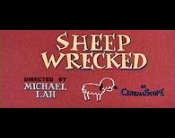 Sheep Wrecked Cartoon Funny Pictures