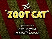 The Zoot Cat Free Cartoon Picture