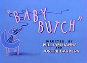 Baby Butch Cartoon Character Picture