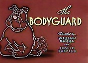 The Bodyguard Picture Of Cartoon