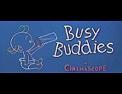 Busy Buddies Cartoon Character Picture