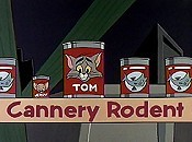 Cannery Rodent Cartoon Picture