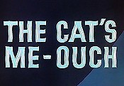The Cat's Me-Ouch Picture Into Cartoon