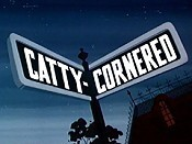 Catty-Cornered Pictures Of Cartoons