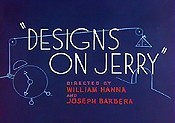 Designs On Jerry Cartoon Picture