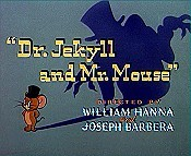 Dr. Jekyll And Mr. Mouse Cartoon Picture
