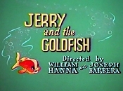 Jerry And The Goldfish Cartoon Character Picture