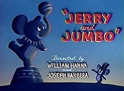 Jerry And Jumbo Picture Of Cartoon