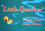 Little Quacker Cartoon Picture