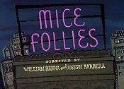 Mice Follies Cartoon Character Picture
