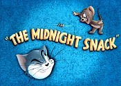 The Midnight Snack Picture To Cartoon