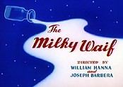 The Milky Waif Free Cartoon Picture