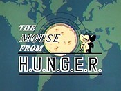 The Mouse From H.U.N.G.E.R. Cartoons Picture