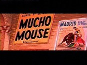 Mucho Mouse Cartoon Character Picture