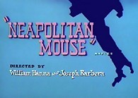 Neapolitan Mouse Picture Into Cartoon