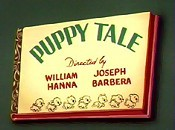 Puppy Tale Cartoon Picture