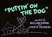Puttin' On The Dog Cartoon Picture