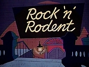 Rock 'N' Rodent Cartoon Character Picture