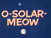 O-Solar-Meow Cartoon Character Picture