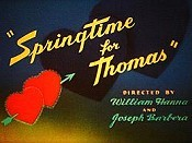 Springtime For Thomas Cartoon Picture