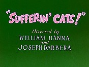Sufferin' Cats! Video