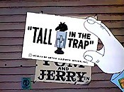 Tall In The Trap Cartoon Picture