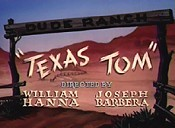 Texas Tom Picture Into Cartoon