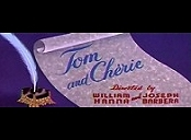 Tom And Cherie Free Cartoon Pictures