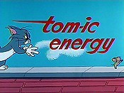 Tom-ic Energy Cartoon Picture