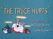The Truce Hurts Cartoon Picture