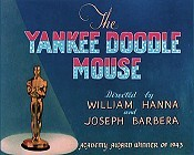 The Yankee Doodle Mouse Cartoon Character Picture