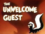 The Unwelcome Guest Free Cartoon Picture