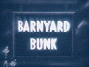 Barnyard Bunk Free Cartoon Picture