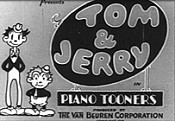 Piano Tooners Free Cartoon Picture