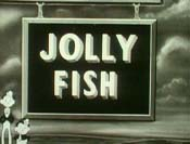 Jolly Fish Free Cartoon Picture