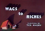 Wags To Riches Free Cartoon Picture