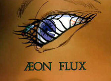 �on Flux Episode Guide Logo